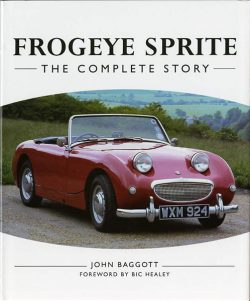 Frogeye Sprite - The complete story