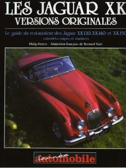 Les Jaguar XK en Versions originales