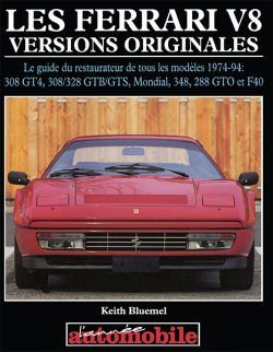 Les Ferrari V8 - Versions Originales