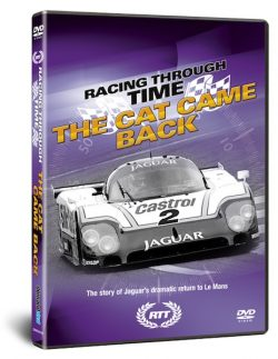 DVD - Racing Through Time - The Cat came back