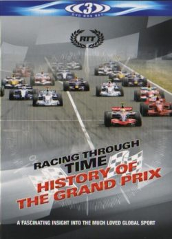 DVD - Racing Through Time - History of the Grand Prix