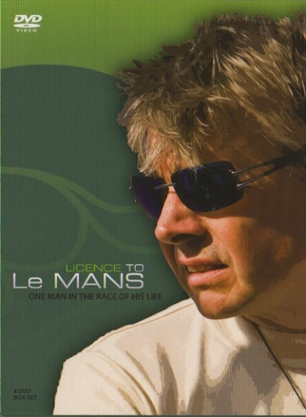 DVD Licence to Le Mans