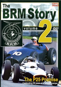 DVD - The BRM Story - Volume 2