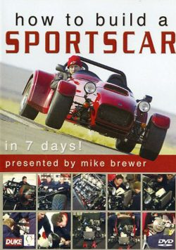 DVD - How to build a Sportscar in 7 days