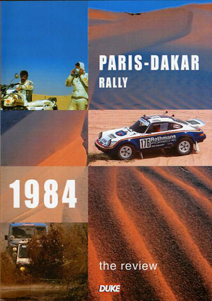 DVD PARIS-DAKAR 1984