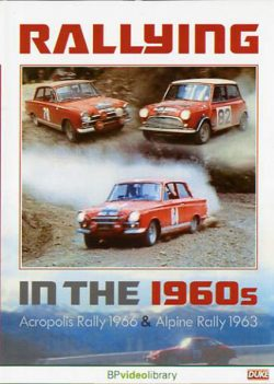 DVD Rallying in the 1960s