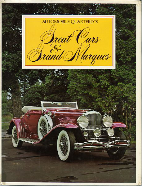 Great cars & Grand Marques
