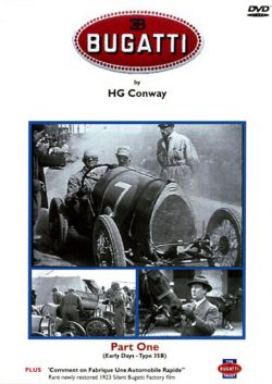 DVD Bugatti part One (early days - Type 35B)