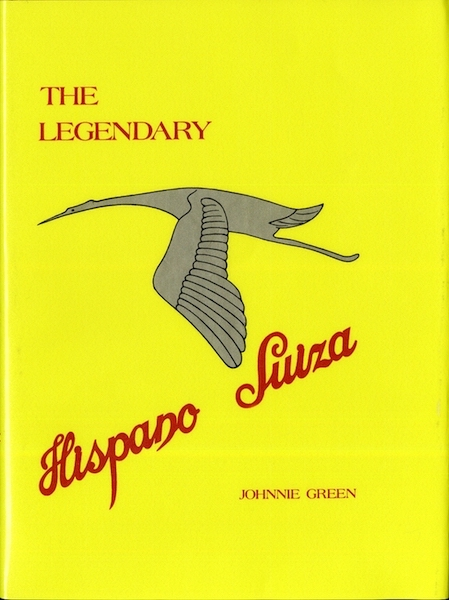 The legendary Hispano-Suiza