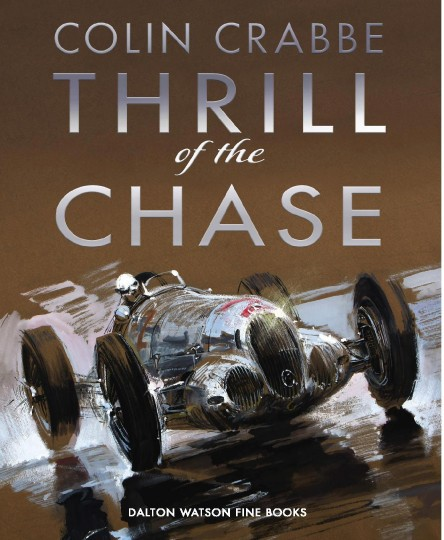 Colin Crabbe - Thrill of the Chase