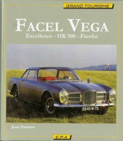 Facel Vega Excellence - HK 500 - Facellia
