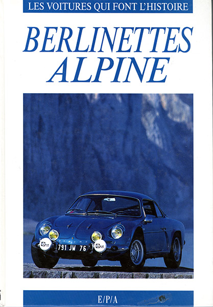 Berlinettes Alpine