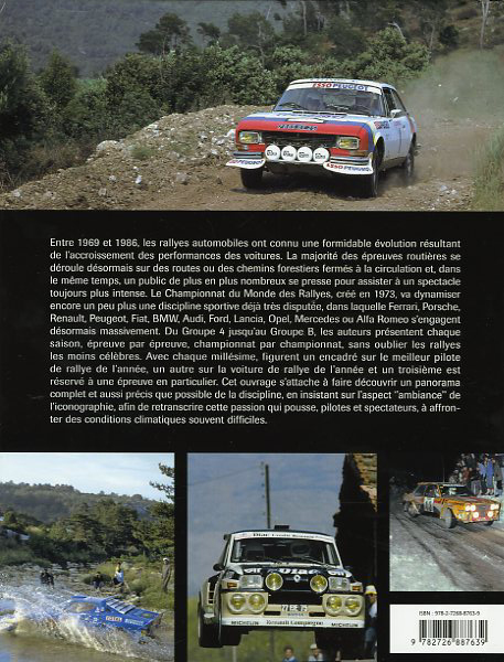Histoire des Rallyes - Tome 2