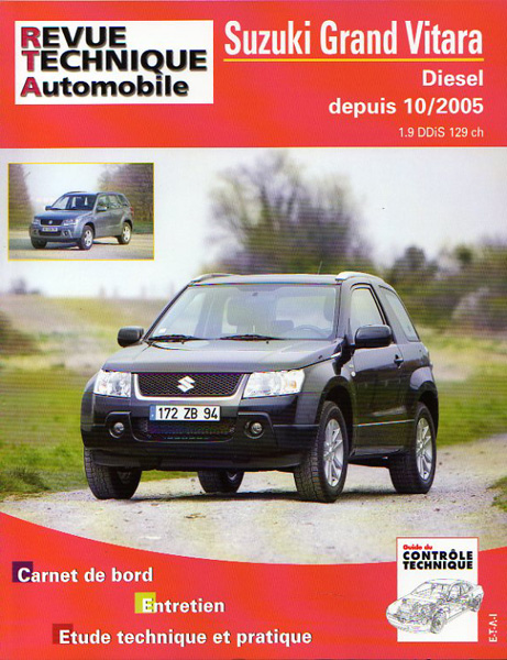 Suzuki Grand Vitara - Revue Technique Automobile