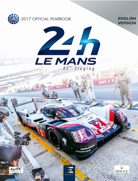 24H Le Mans - 2017 Official Year Book