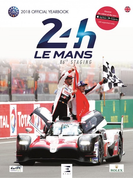 24H Le Mans - 2018 Official Year Book
