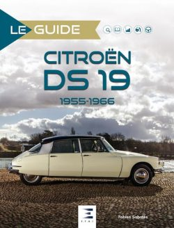 Citroën DS 19 - Le Guide