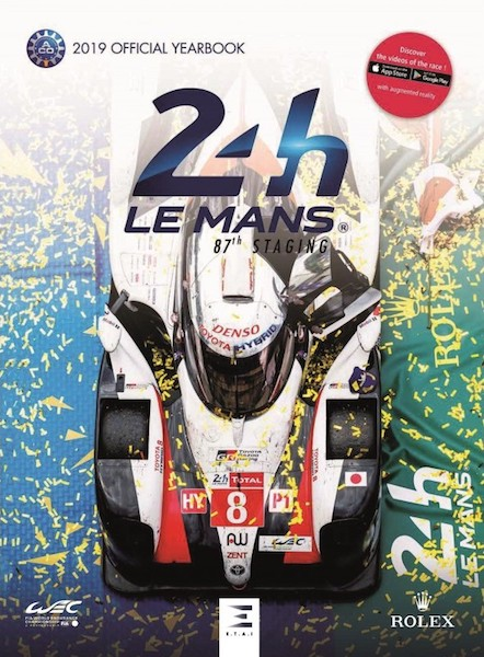 24 Hours of Le Mans 2019, Official Yearbook