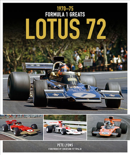 Lotus 72 -1970-75 - Formula Greats