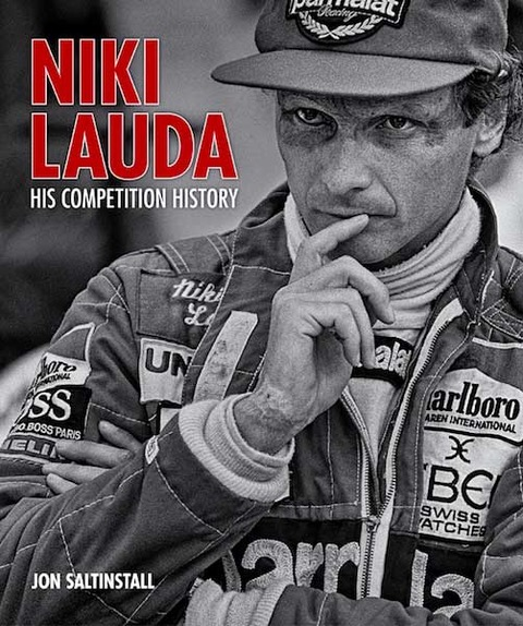 Niki Lauda - His Competition Story