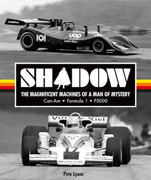 Shadow - The Magnificent Machines of a Man of Mystery