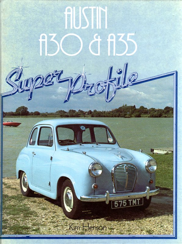 Austin A30 & A35 - Super Profile