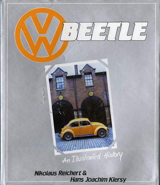 VW Beetle, an illustrated history