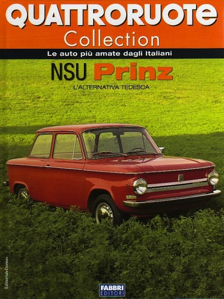 NSU Prinz, l' alternativa tedesca