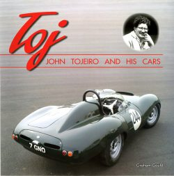 John Tojeiro and his cars