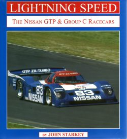 Lightning Speed - The Nissan GTP & Group C Racecars
