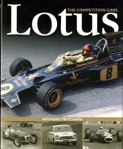 Lotus the competition cars