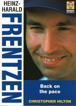 Heinz-Harald Frentzen back on the pace