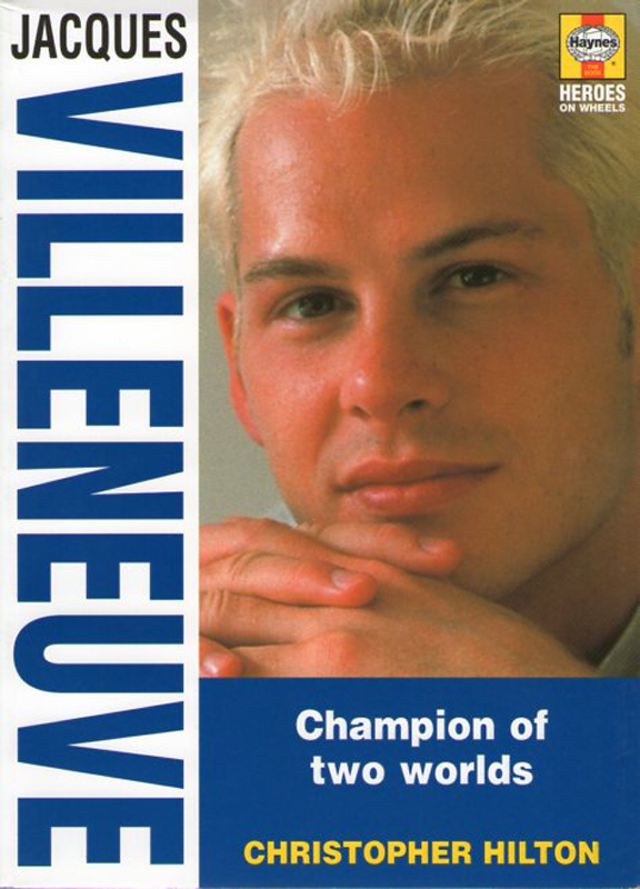 Jacques Villeneuve champion of two worlds