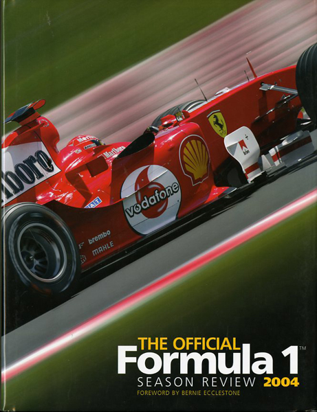 The offical Formula 1 season review 2004