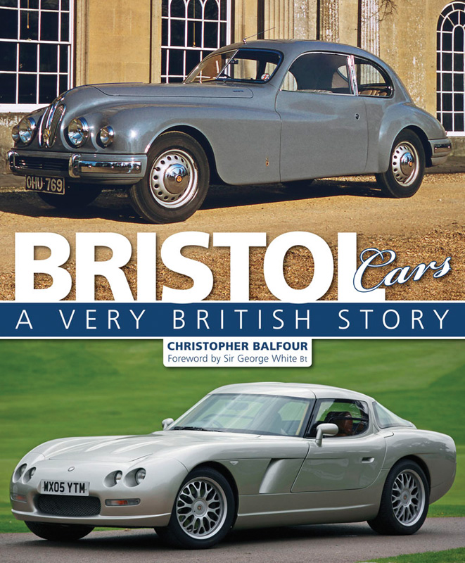 Bristol Cars A very British story
