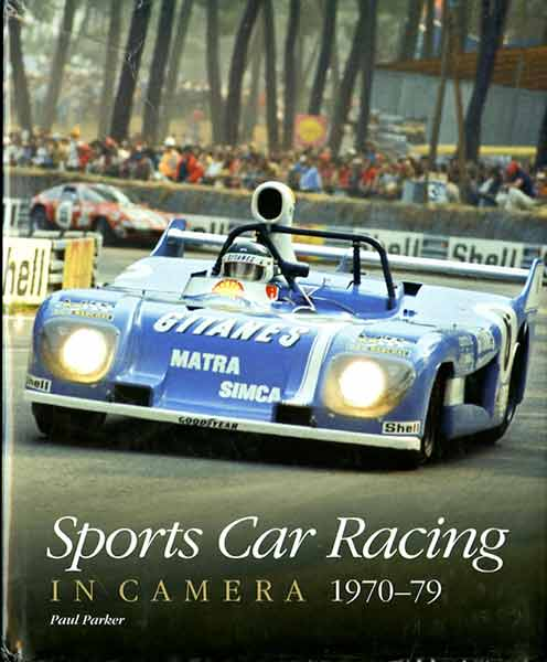 Sport car Racing in camera 1970-79