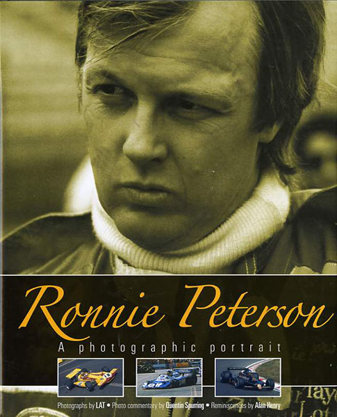 Ronnie Peterson a photographic portrait