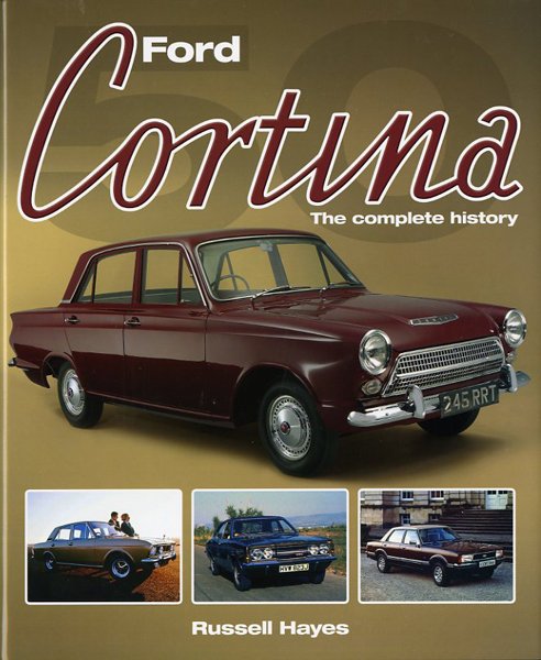 Ford Cortina. The complete history