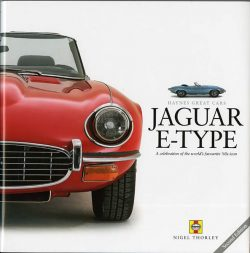 Jaguar E-Type a celebration of the world favourite 60's icon