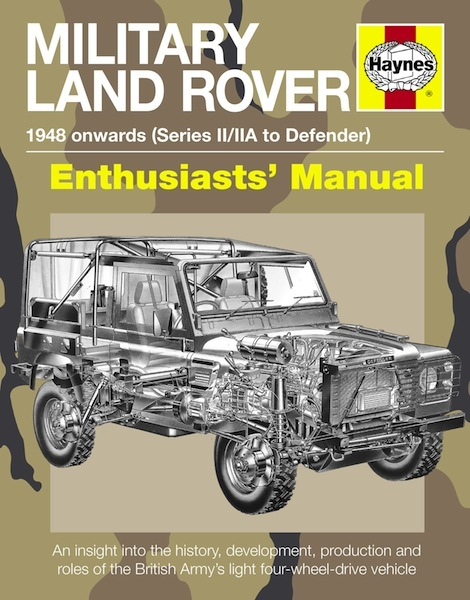 Military Land Rover Enthusiast's Manual