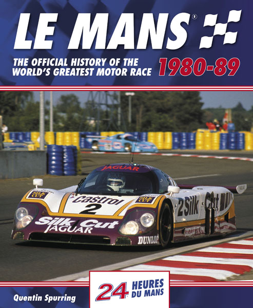 LE MANS 1980-89 The Official History