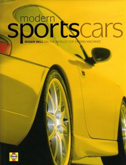 Modern Sportscars on the world's top driving machines