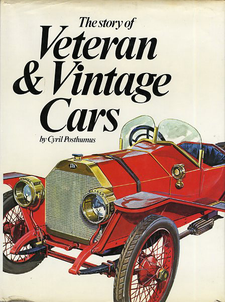 The story of Veteran & Vintage Cars