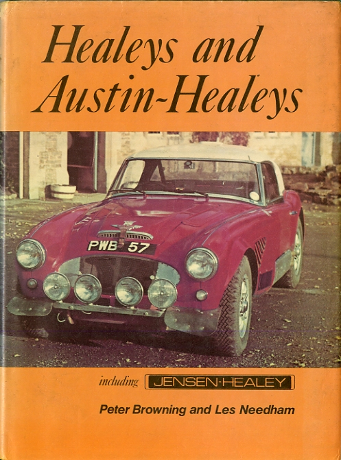 Healeys and Austin-Healeys including Jensen-Healey
