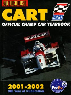 Autocourse CART Official Champ Car Yearbook 2001-2002