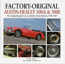 Factory-Original Austin-Healey 100/6 & 3000