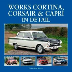 Works Cortina, Corsair & Capri In Detail