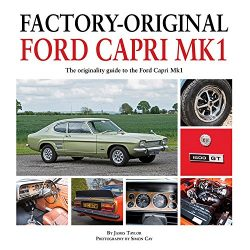 Factory Original - Ford Capri Mk1