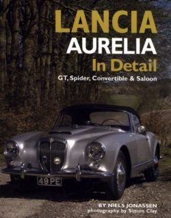 Lancia Aurelia In Detail - GT, Spider, Convertible, Saloon