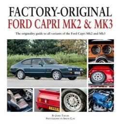 Factory Original: Ford Capri Mk2 & Mk3